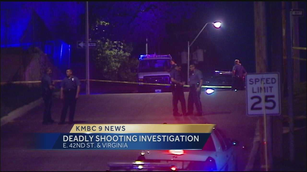 8 shootings were reported in Kansas City over the past 24 hours including one where a woman was killed.