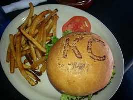 KC Smoke Burgers 1610 W. 39th St.