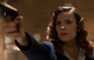 """""""Marvel's Agent Carter"""" will premiere at midseason.It follows agent Peggy Carter after the presumed death of Steve """"Captain America"""" Rogers in World War II, and how she goes to work for Howard Stark"""