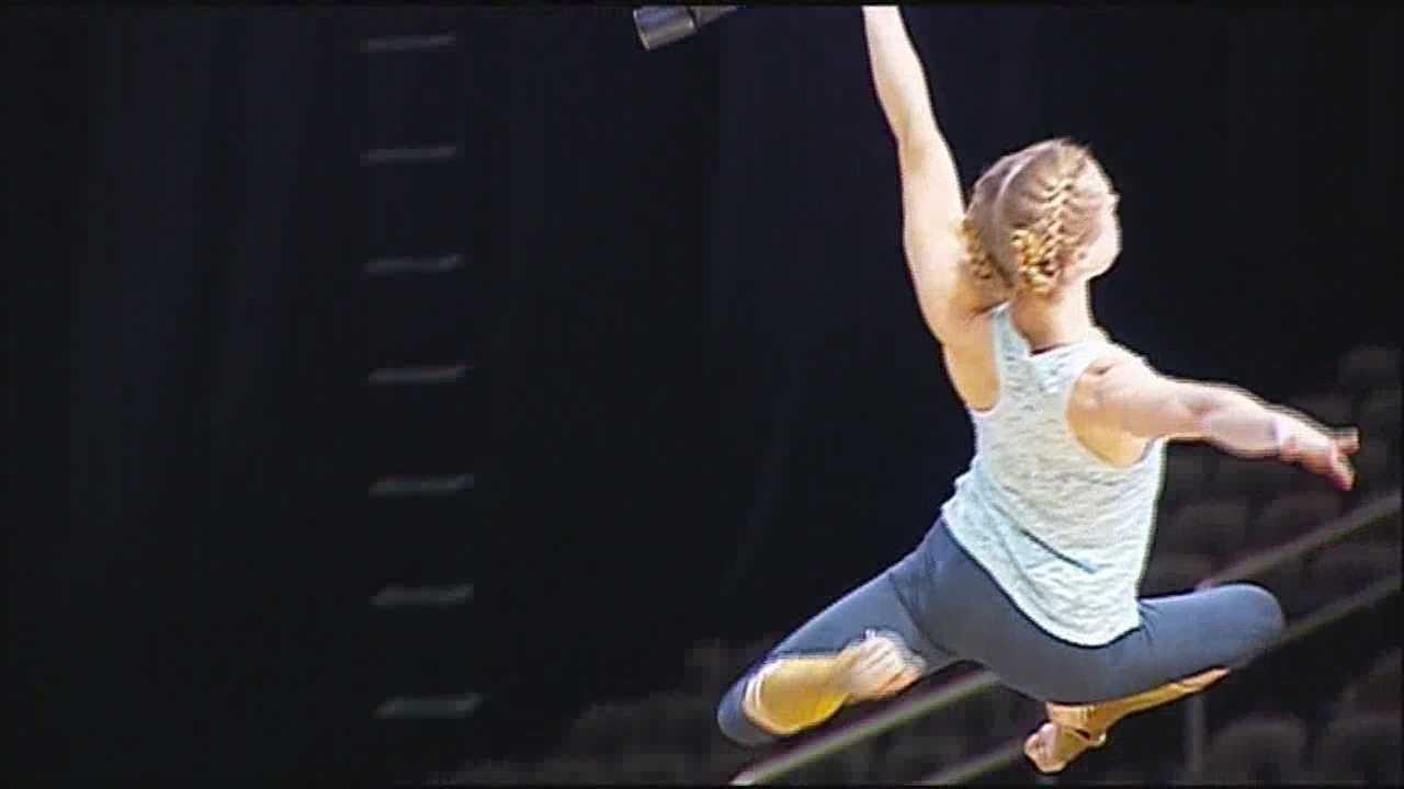 Cirque du Soliel prepares to unveil new KC show