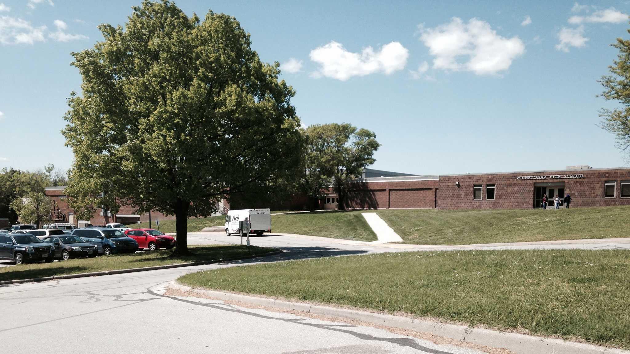 Winnetonka High School fight