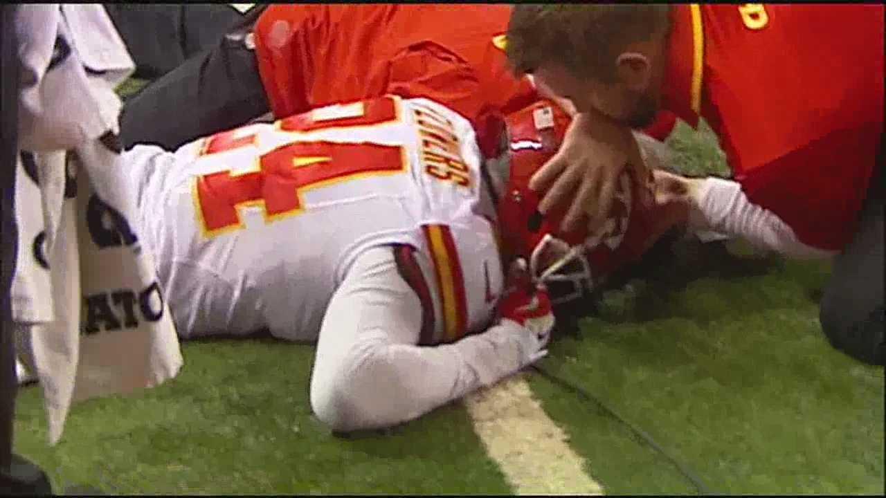 Chiefs fantasy camp puts focus on concussions