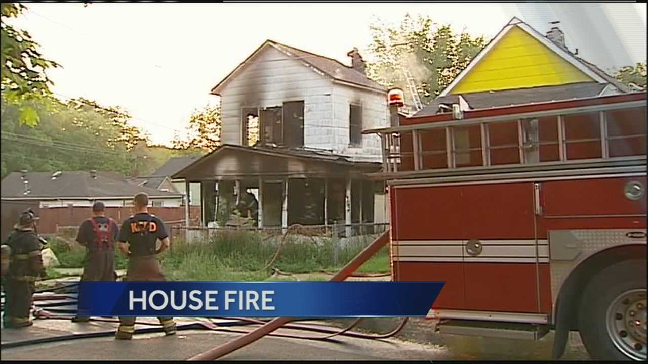 Image Fremont House fire