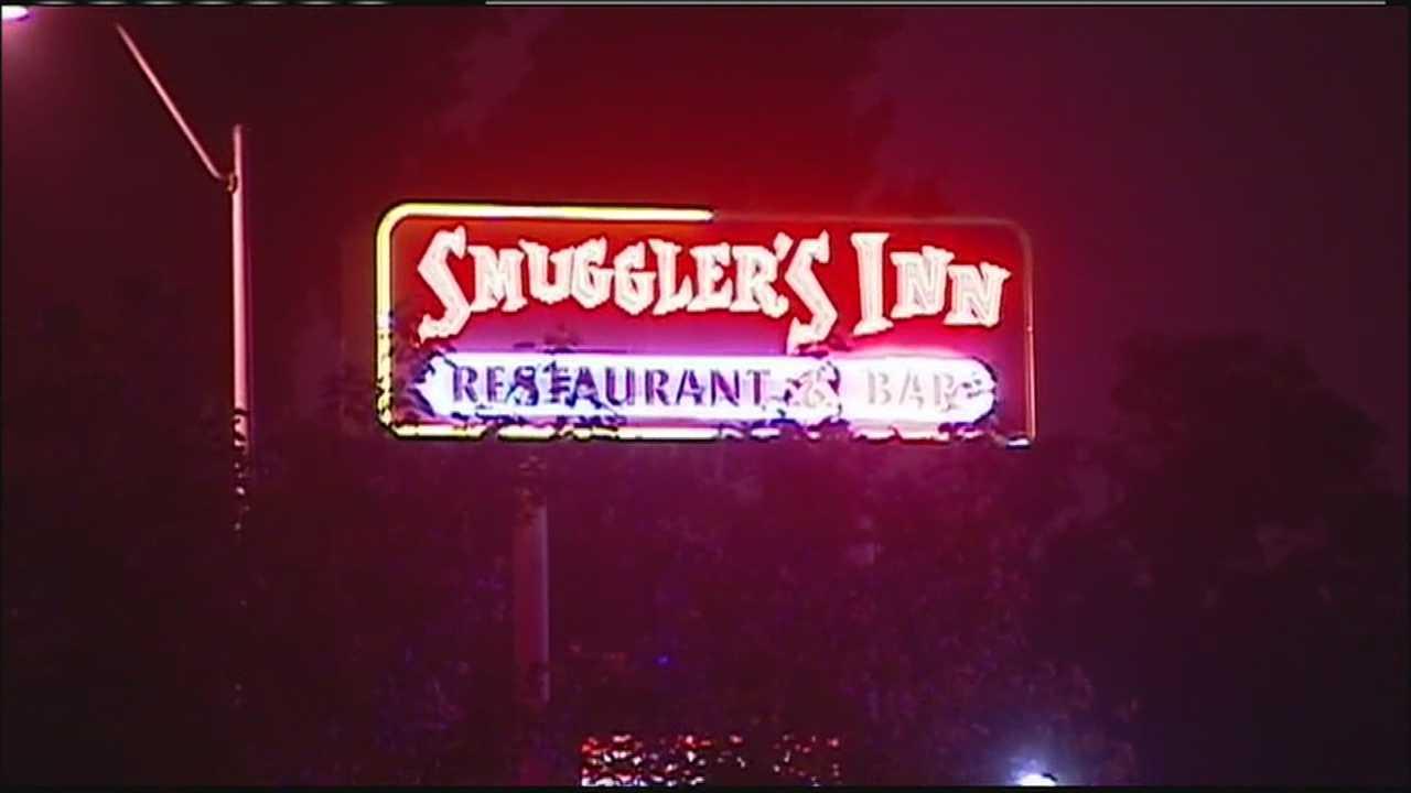 Image Smuggler's Inn sign