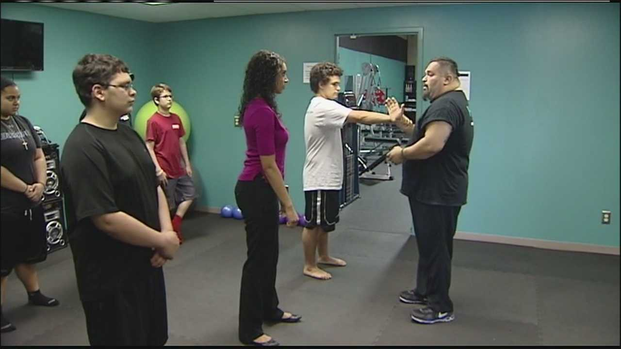 Image Free self defense classes at HOUSE Fitness