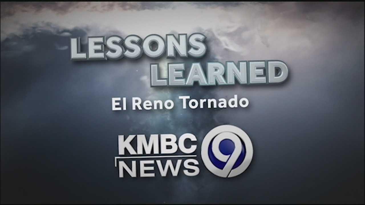 Image El Reno tornado - Lessons learned