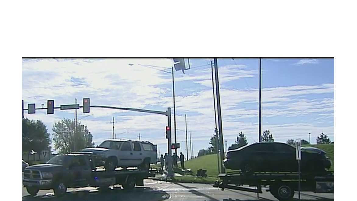 North Oak, 152 highway wreck