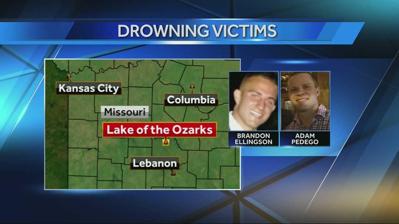 Weekend lake drownings