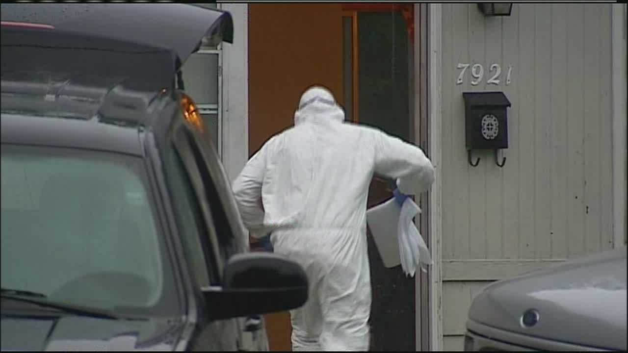Body found in OP home
