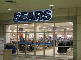 Sears, the mall's other remaining anchor tenant, owns its property at the mall and will stay open.