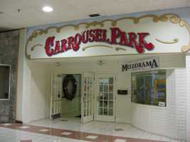 The Martin City Melodrama Company has been using the space where an indoor mini amusement park once operated.