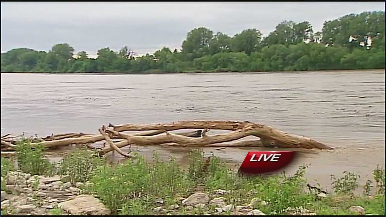 Corps report: No major Missouri River flooding expected