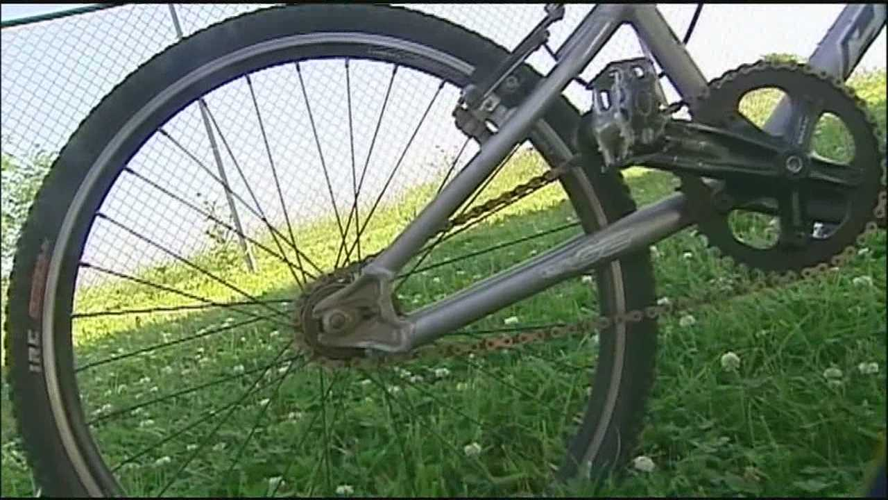 Bicycles stolen from Raytown BMX Park
