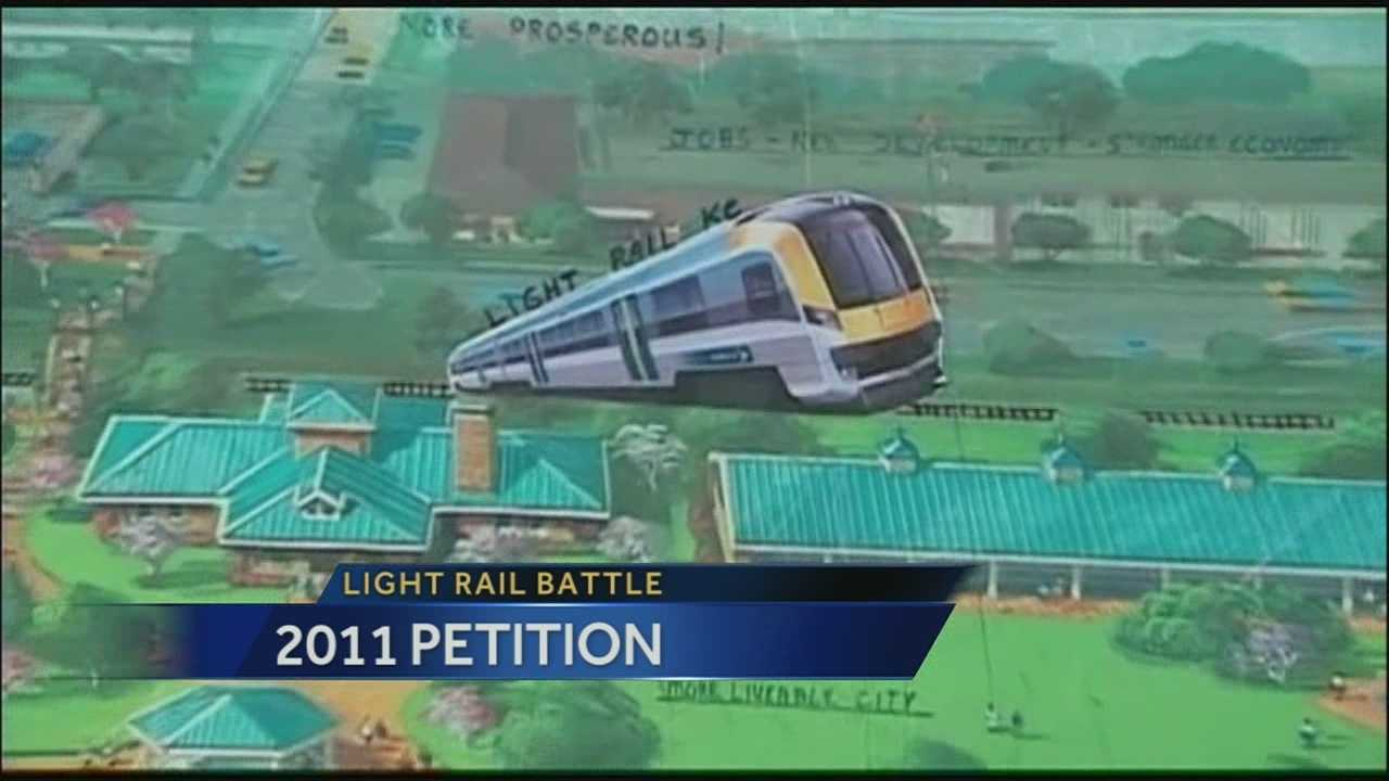 Light rail issue could be back on KC ballot