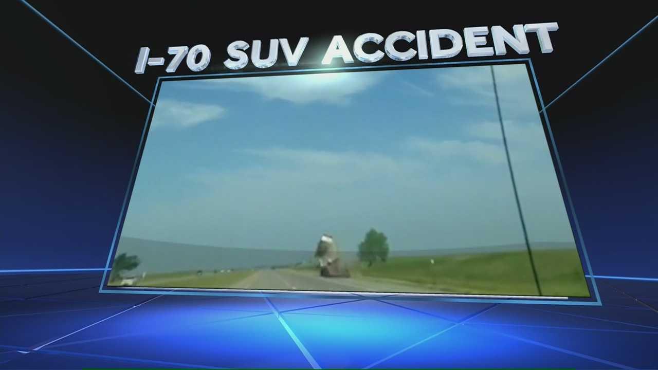 I-70 crash near Manhattan