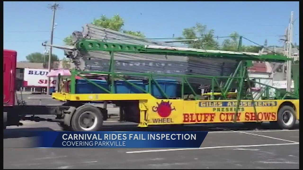 Parkville scraps carnival after rides fail inspection