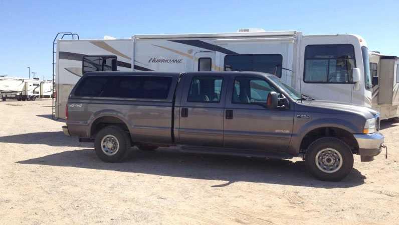 Image Stolen truck