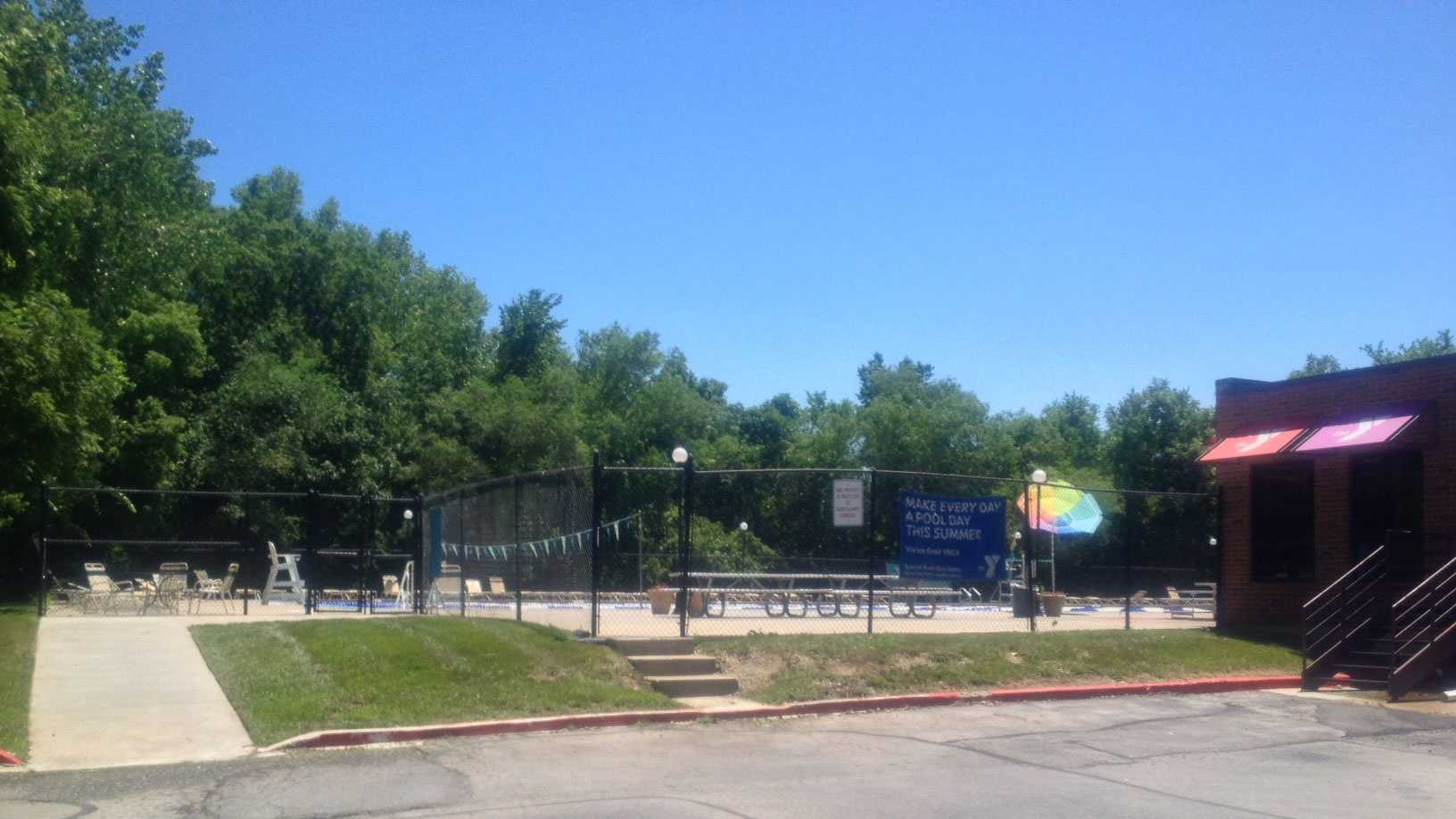 YMCA Vivion pool
