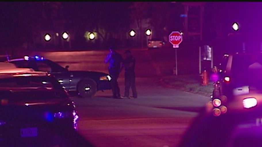 Fatal shooting, Holiday Drive