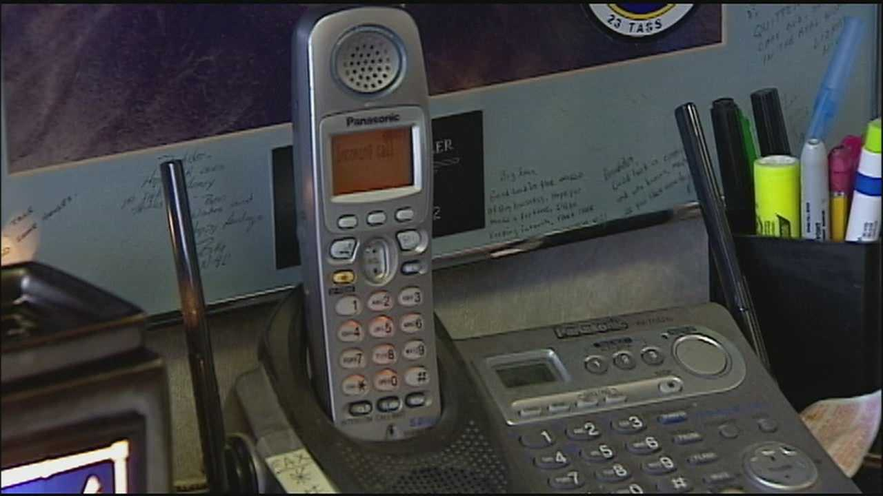 Image Phone from KCPL phone scam