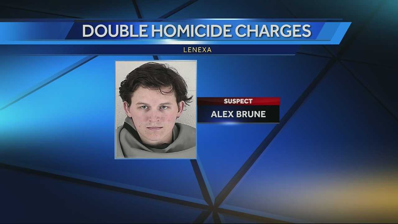 Murder charges filed against man in Lenexa double homicide