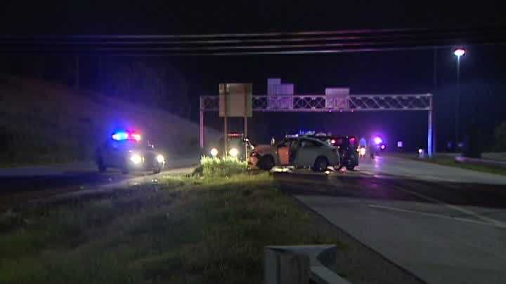 Chase ends in KCK