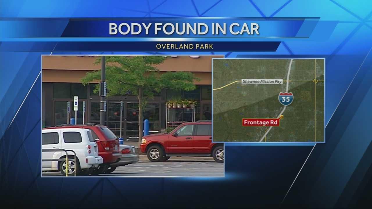Image body found in car outside OP Walmart