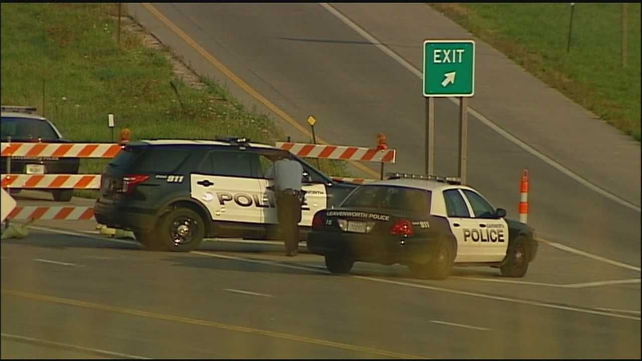 Leavenworth stunned after chase, shootout leaves girl dead