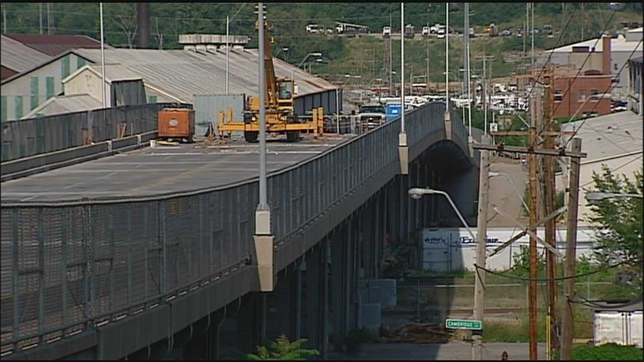 Independence Avenue bridge, David Craven