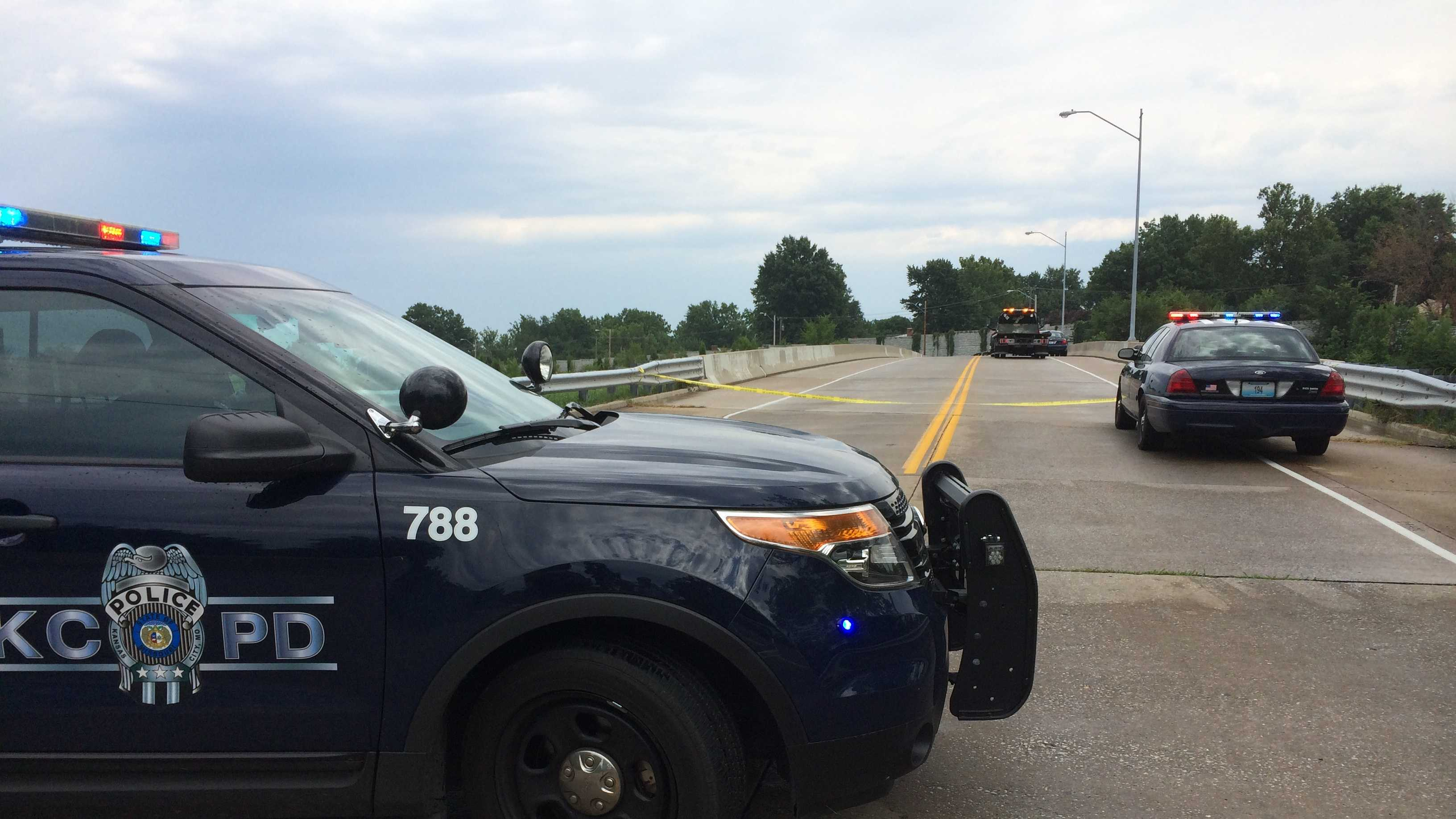 102nd, Grandview crash