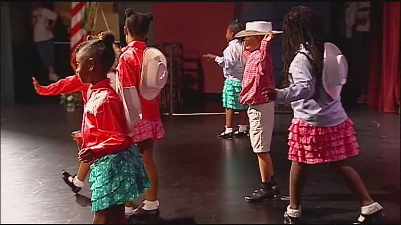 A couple in the metro honors their daughter who died with a program that allows children to dance for free.  KMBC's Kisha Henry reports.