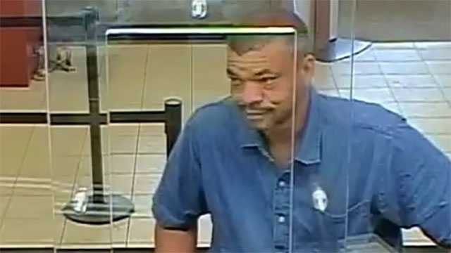 Image Bank of america robbery surveillance