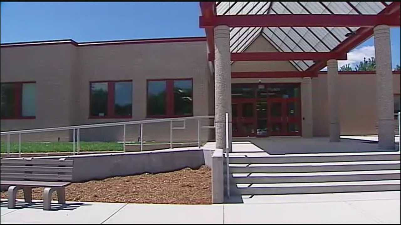 The Blue Valley School District has unveiled safety improvements at its schools to make it tougher for unwelcome visitors to get inside.