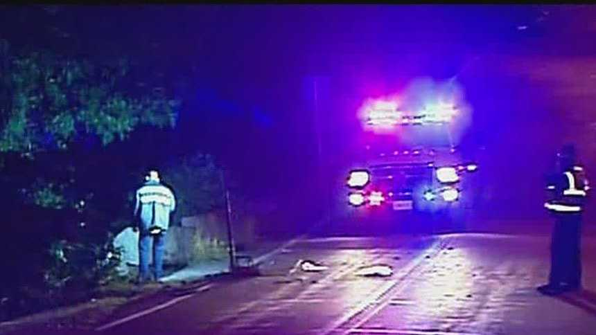 Fatal crash 45th, Pittman Road