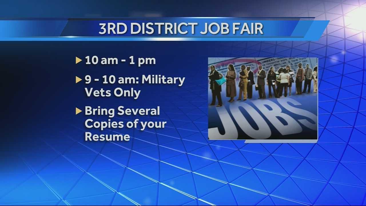 Job fair to be held Thursday in Olathe