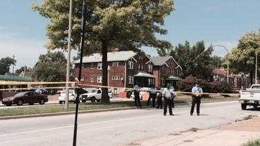 St. Louis officer-involved shooting