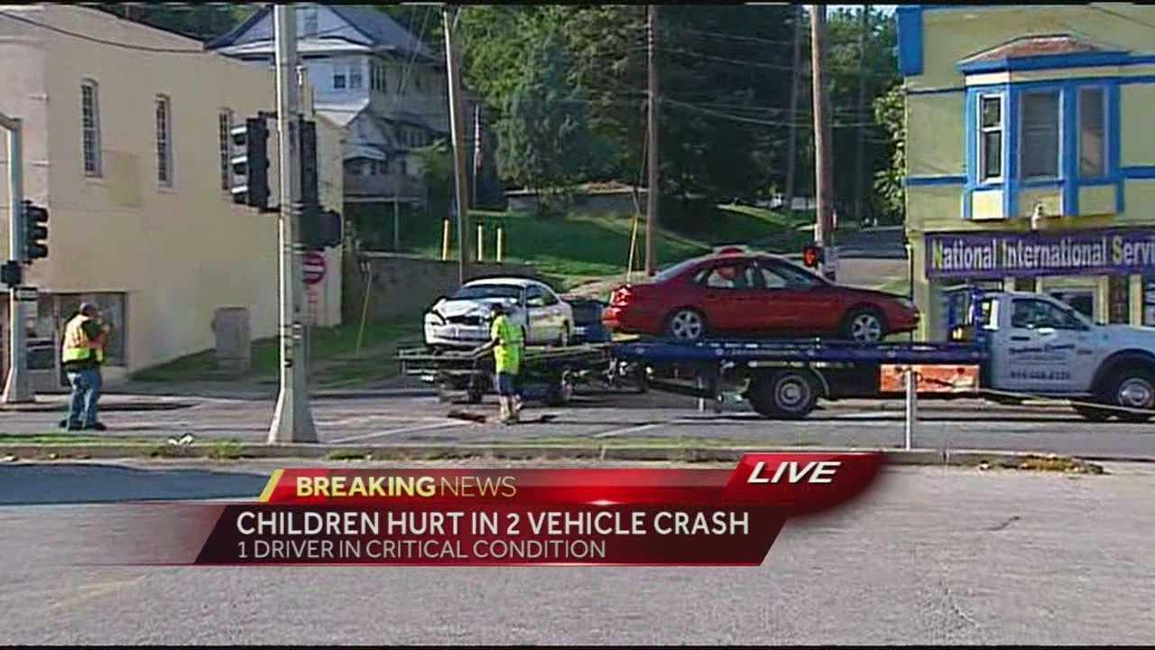 Crash at Independence and Mo