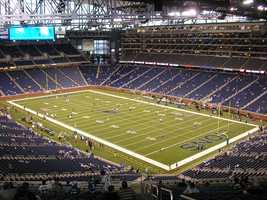 30.) Detroit LionsCurrent Value: $960 million1 Year Change: +7%Revenue: $ 254 million