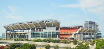 22.) Cleveland BrownsCurrent Value: $1.12 billion1 Year Change: +11%Revenue: $ 276 million