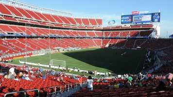 9.) San Francisco 49ersCurrent Value: $1.6 billion1 Year Change: +31%Revenue: $ 270 million