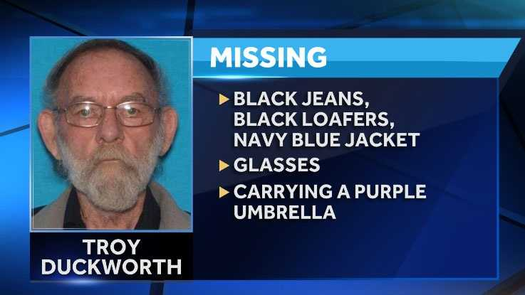 Image Troy Duckworth - missing