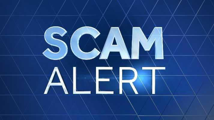 Image Scam alert generic
