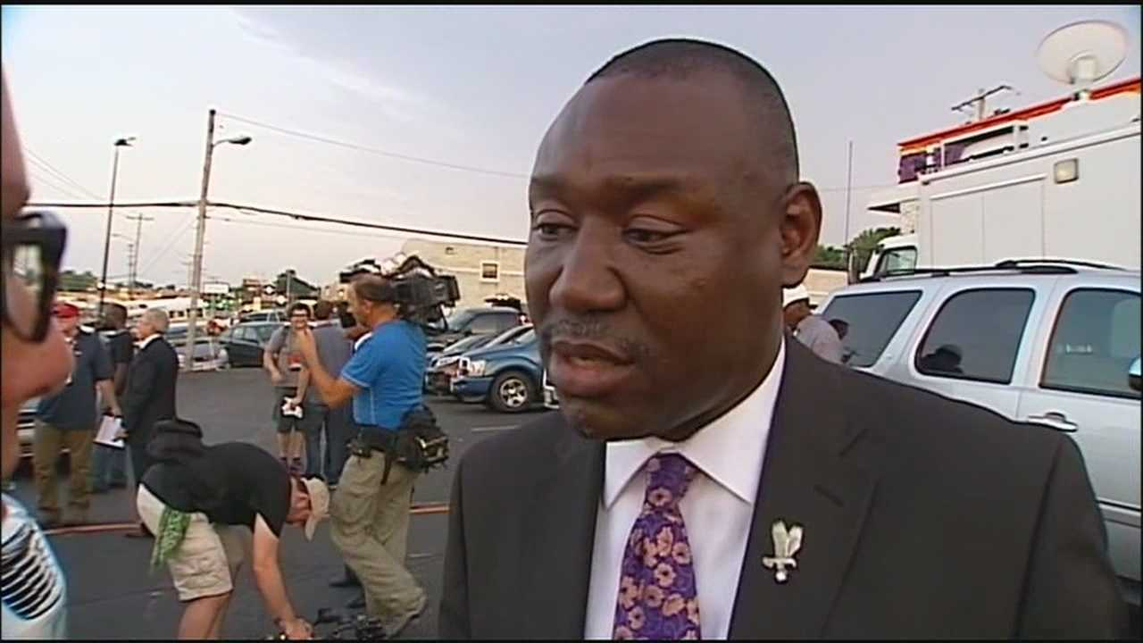 Attorney for Michael Brown's family shares message for KC