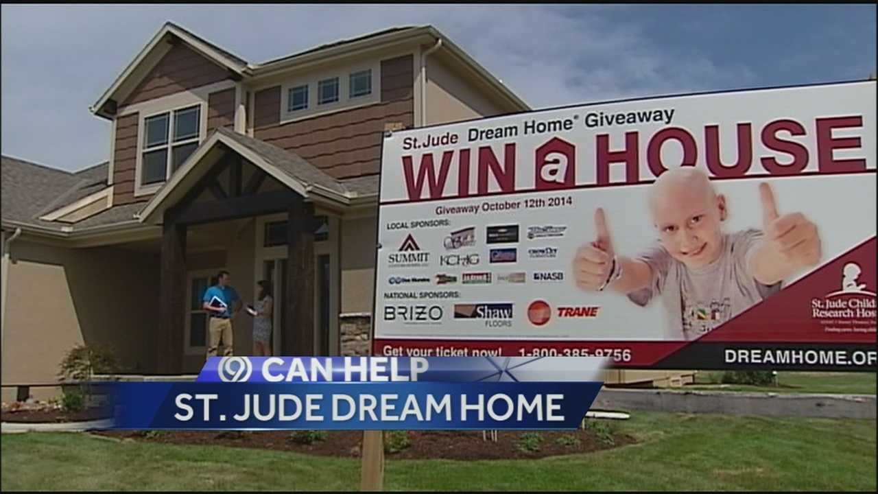 Image St. Jude Dream Home