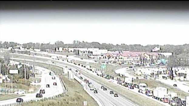 I-35, Highway 291 backup