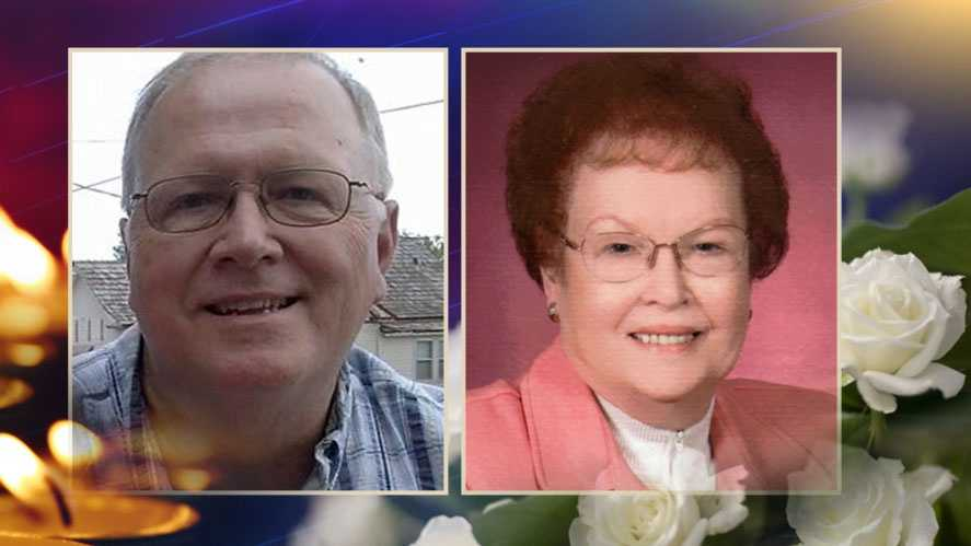 Image Darryl and Alice Hurst - shooting victims