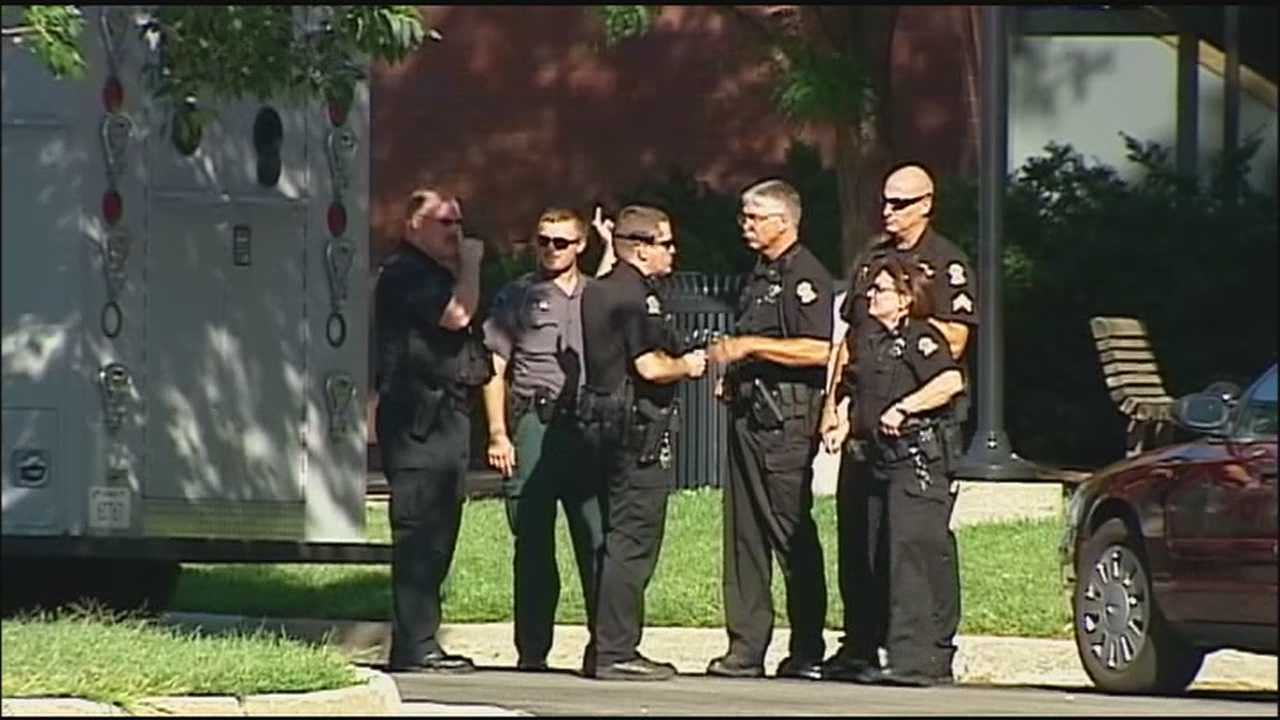 Lockdown lifted at Johnson County Community College