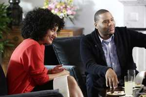 Black-ish returns for its second season at 8:30 p.m. CT on Wednesdays.