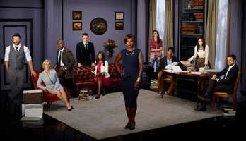 """How to Get Away with Murder"" will cap off Thursday nights at 9 p.m. this fall."