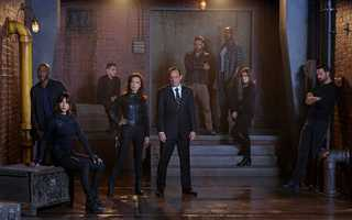 Marvel's Agents of S.H.I.E.L.D. will be back at 8 p.m. CT on Tuesdays.